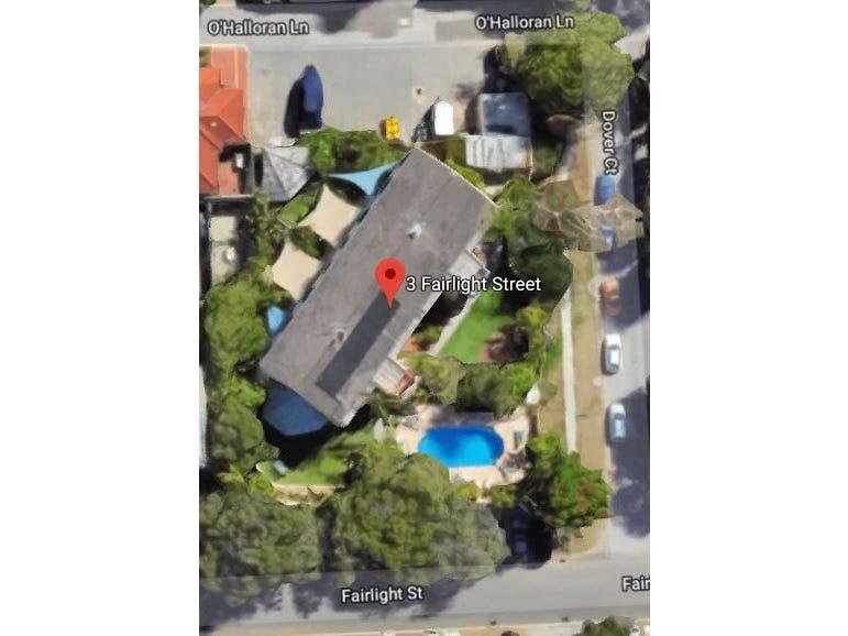 3 Fairlight Street, Mosman Park, WA 6012