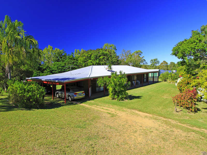 92 Cawarral Road, Tungamull, Qld 4702