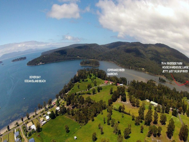 139 Narrows Road, Strathblane, Tas 7109