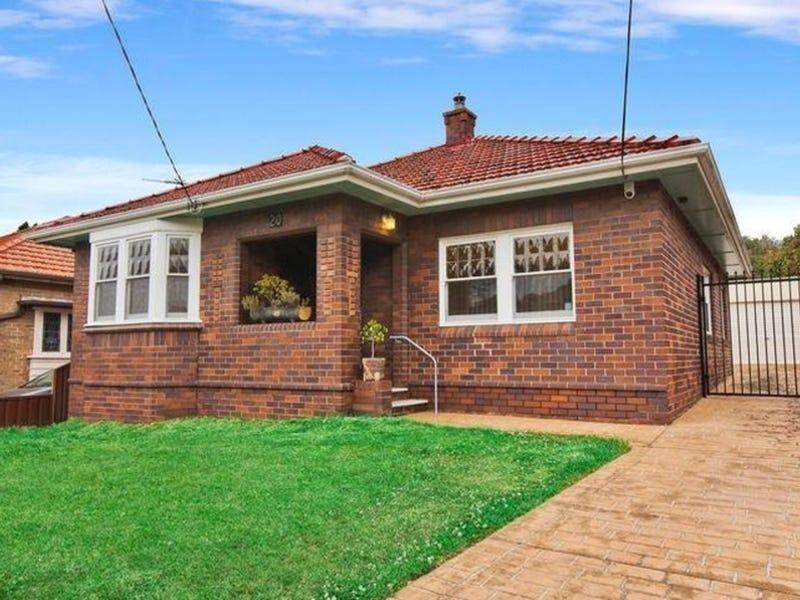 20 Wheeler Street, Carlton, NSW 2218