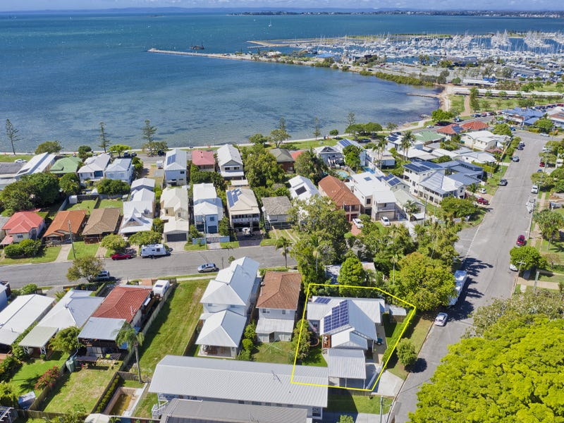 112 BOSWELL TERRACE, Manly, Qld 4179