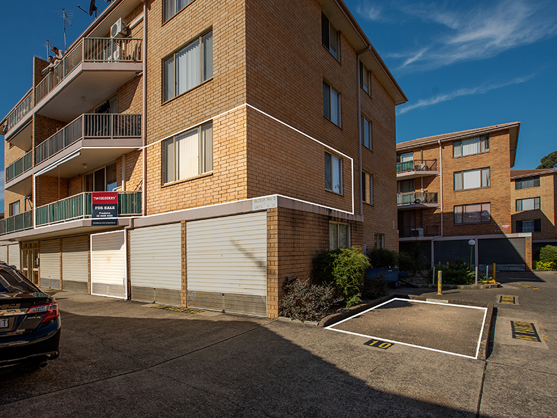 10/1 Riverpark Drive, Liverpool, NSW 2170