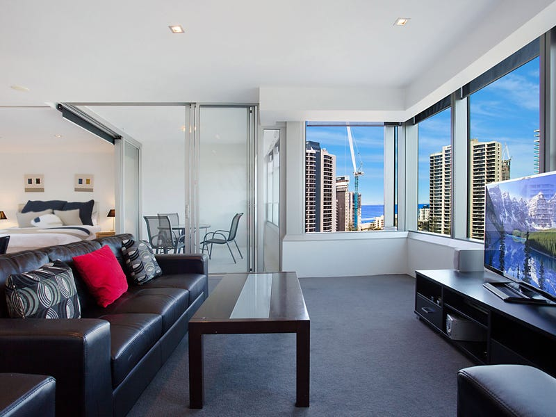 Unit 1208 'Q1' 9 Hamilton Avenue, Surfers Paradise, Qld 4217