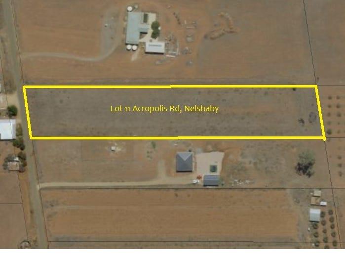 Lot 11 Acropolis Road, Nelshaby, SA 5540