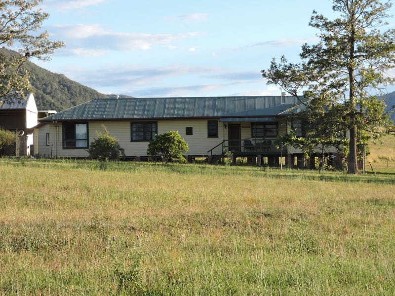 785 Toms Creek Road, Ellenborough, NSW 2446