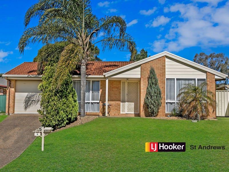 5 Mackillop Crescent, St Helens Park, NSW 2560