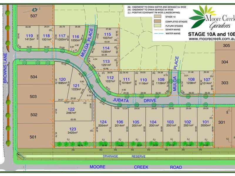 Lot 109, Stage 10 Moore Creek Gardens, Tamworth, NSW 2340
