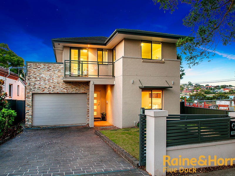 4 FIRST AVENUE, Rodd Point, NSW 2046