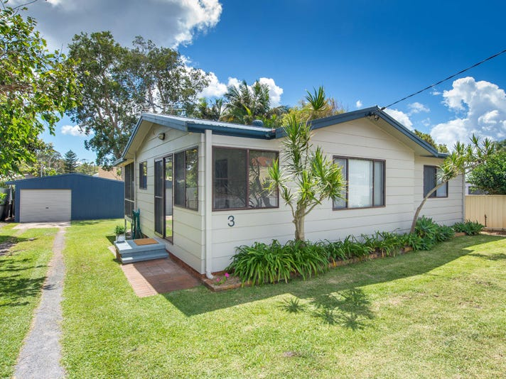 3 Cromarty Crescent, Anna Bay, NSW 2316