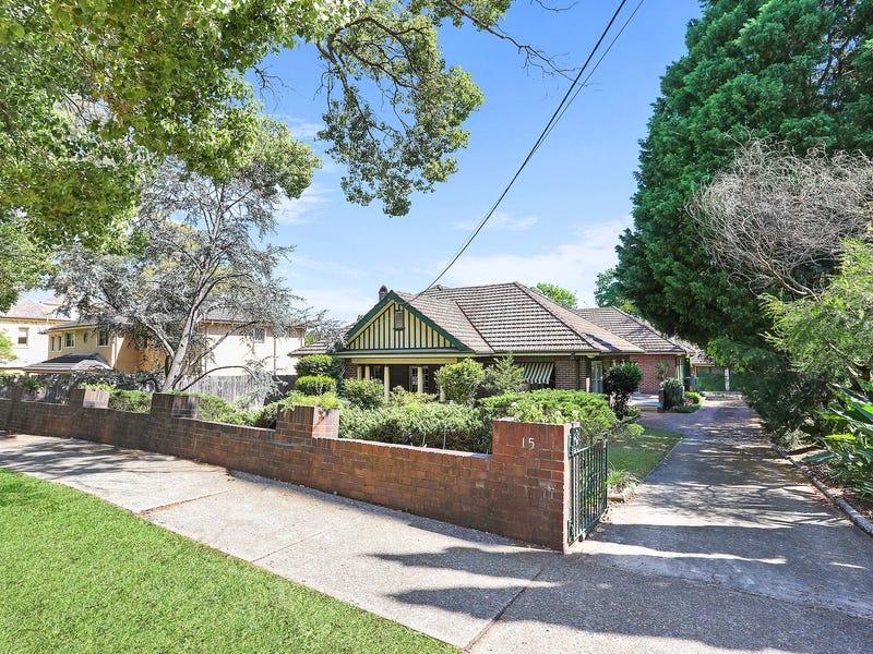 15 Jersey Road, Strathfield, NSW 2135
