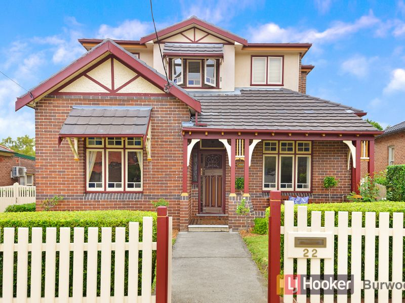 22 Sunbeam Avenue, Burwood, NSW 2134