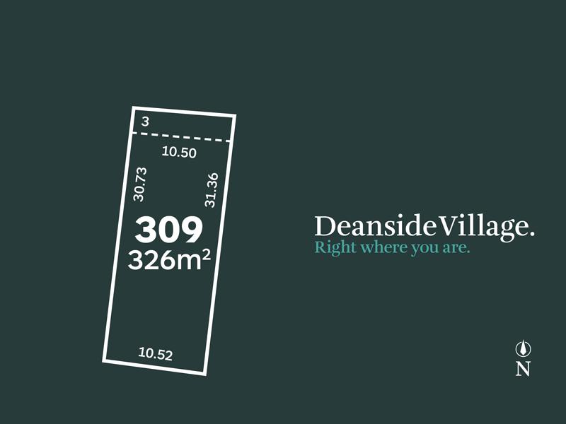 Lot 309, Brimba Road, Deanside, Vic 3336
