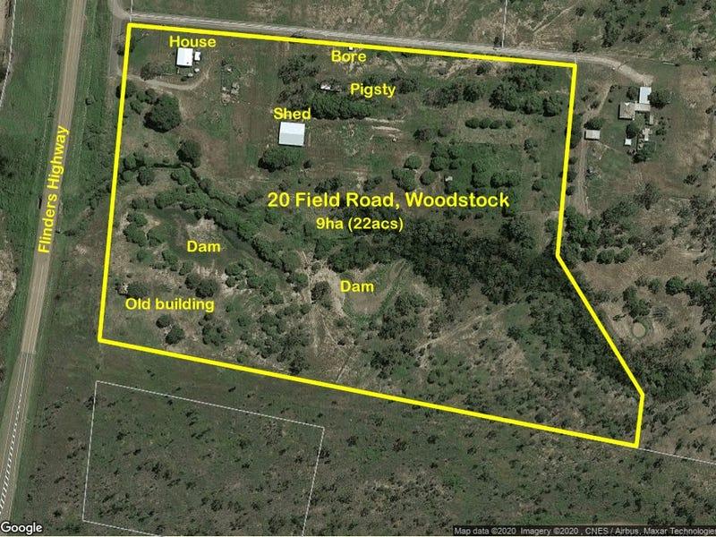 20 Field Road, Woodstock, Qld 4816