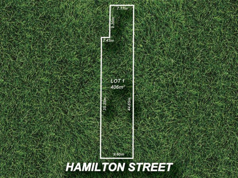 Lot 1/20 Hamilton Street, Vale Park