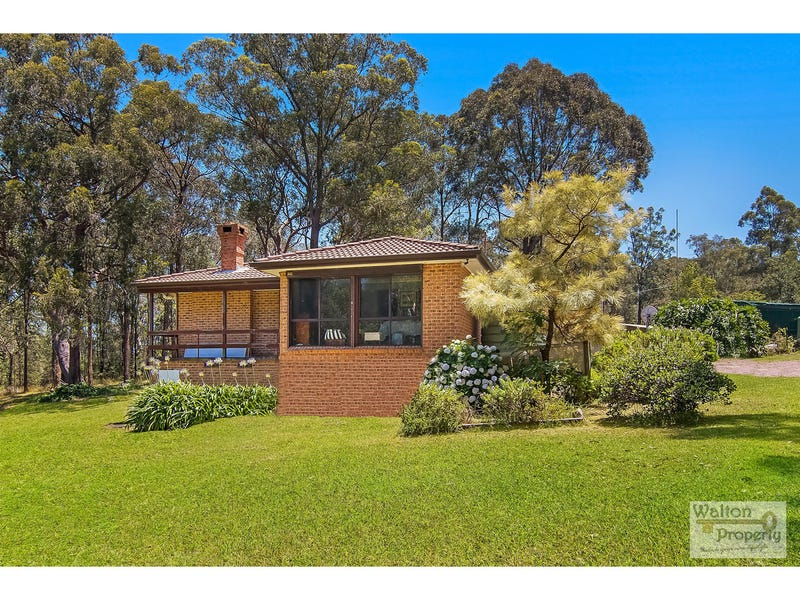 100 Wheelbarrow Ridge Road, Colo Heights, NSW 2756