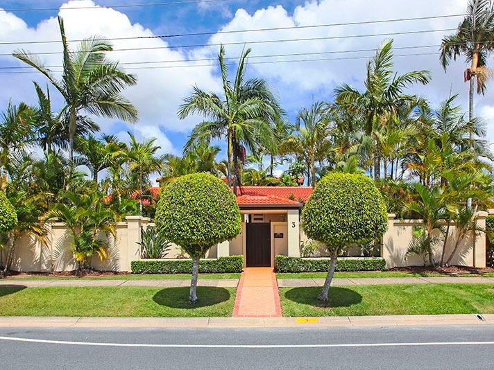 3 Pacific Boulevard, Broadbeach Waters, Qld 4218