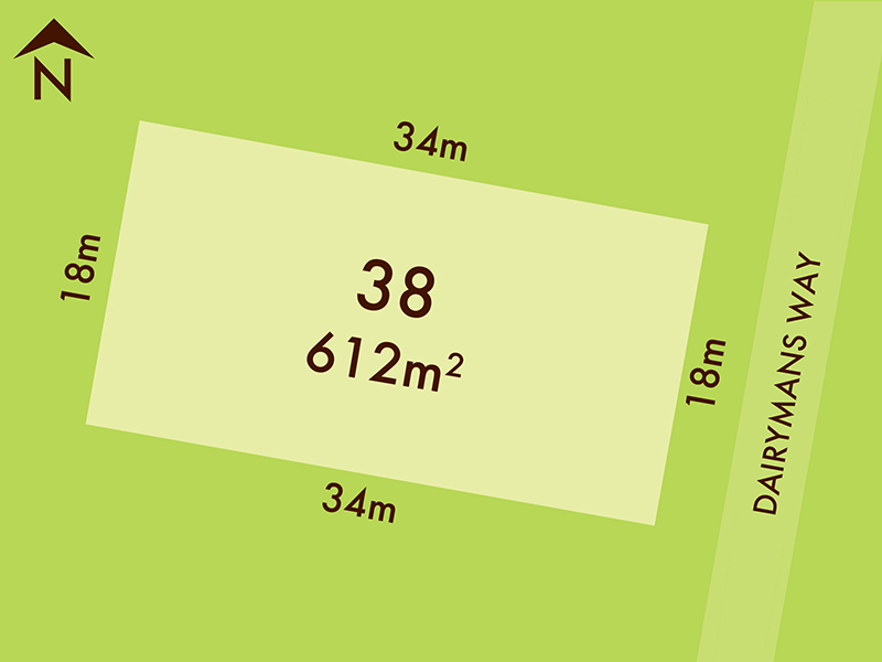 Lot 38, 18 Dairymans Way, Bonshaw, Vic 3352