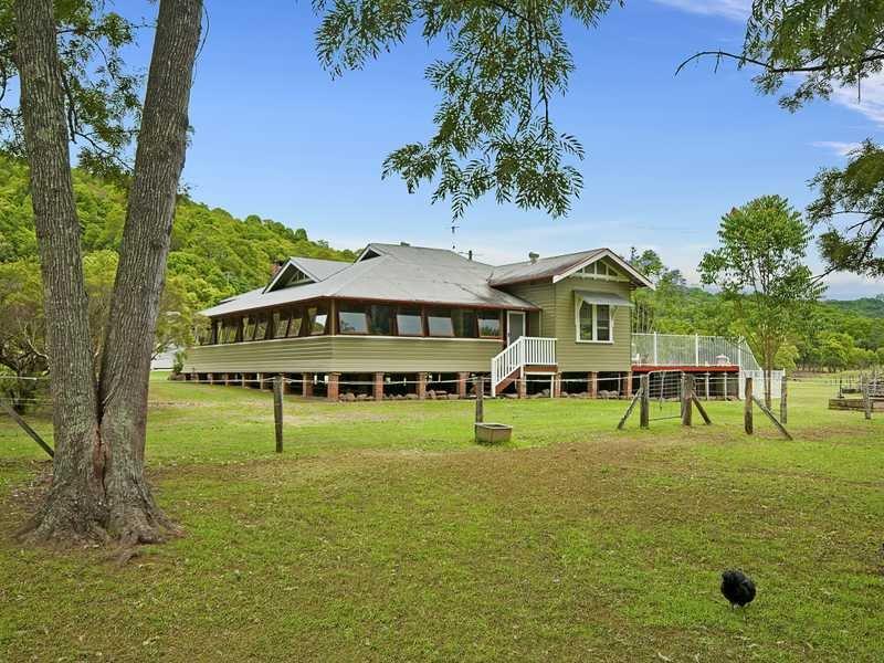 208 Graydon Road, Corndale, NSW 2480