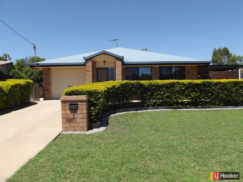 3 Monash Court, Clermont, Qld 4721