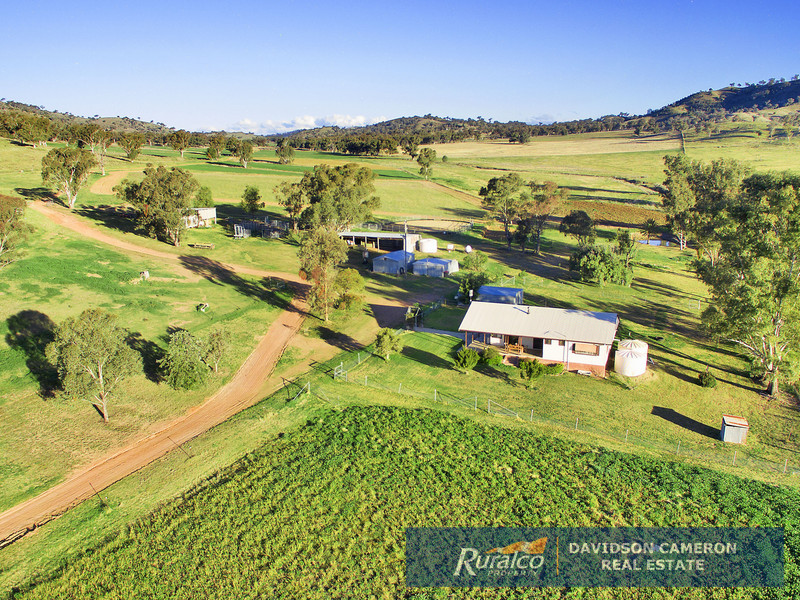 """Chelsea"" 952 Halls Creek Road, Manilla, NSW 2346"