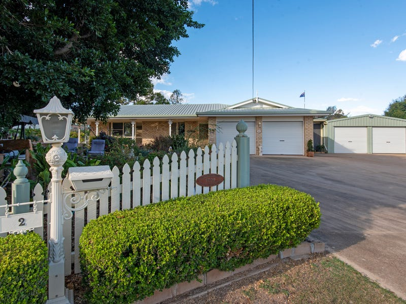 2 Meadow Court, Kingsthorpe, Qld 4400