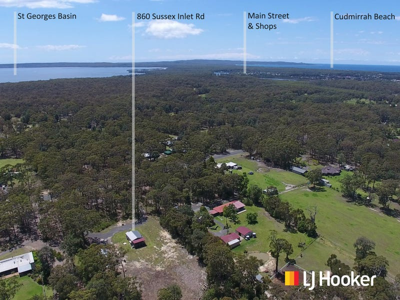 860 Sussex Inlet Rd, Sussex Inlet, NSW 2540