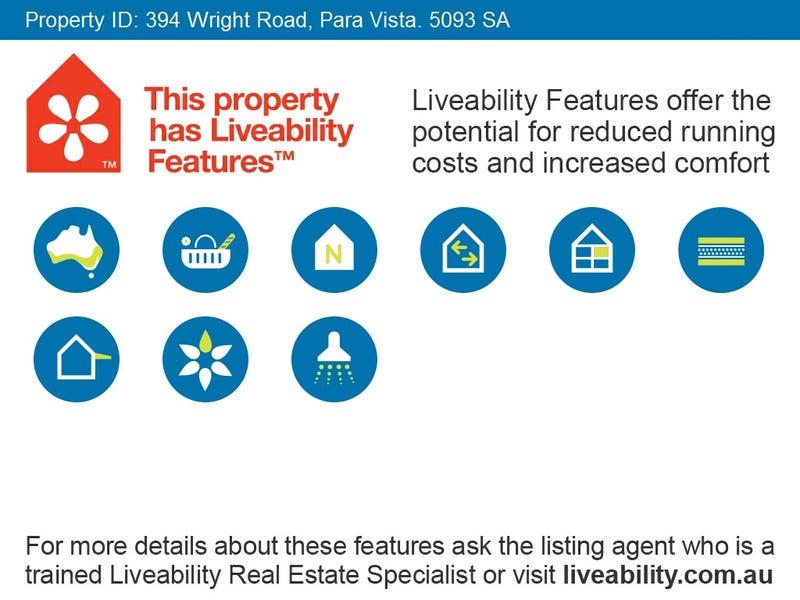 394 Wright Road, Para Vista, SA 5093