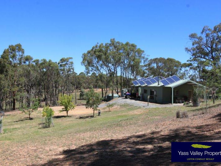 Eagles Nest Lot 3  206 Berrebangalo Lane, Gunning, NSW 2581
