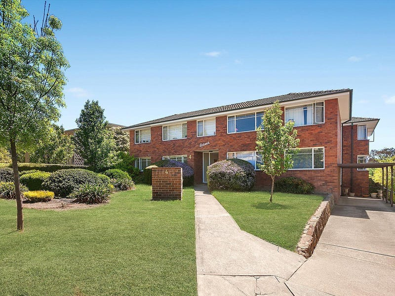 9/4 Nuyts Street, Red Hill, ACT 2603