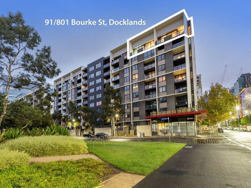 91/801 Bourke St, Docklands, Vic 3008