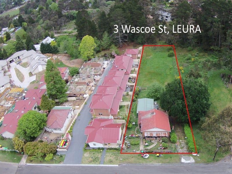 3 Wascoe Street, Leura, NSW 2780