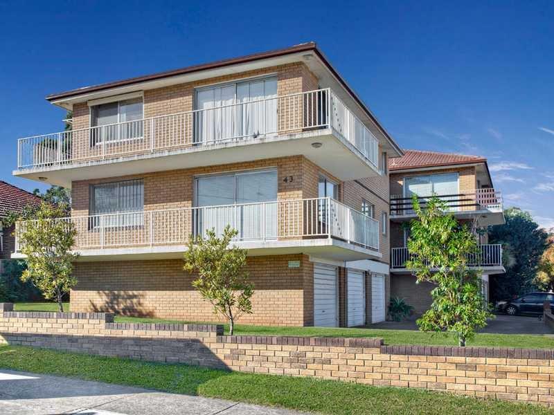 4/43 Brighton Avenue, Croydon Park, NSW 2133