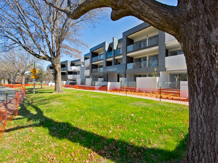 54/14 New South Wales Crescent, Forrest, ACT 2603