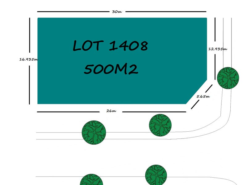 Lot 1408, Bayswood Avenue, Vincentia, NSW 2540