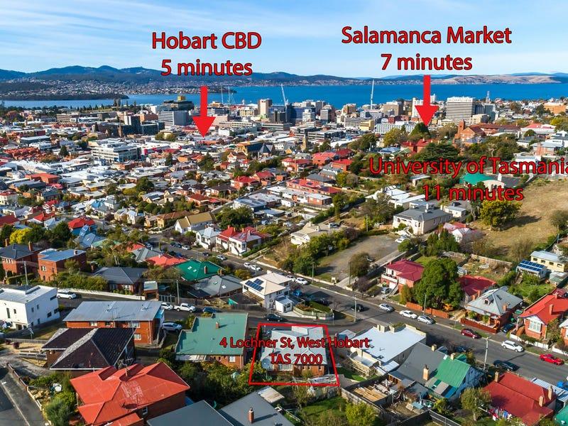 4 Lochner Street, West Hobart, Tas 7000