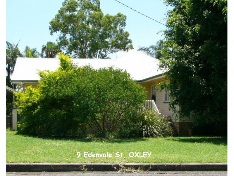 9 Edenvale Street, Oxley, Qld 4075