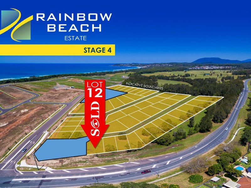 Lot 12 Rainbow Beach Estate, Lake Cathie, NSW 2445