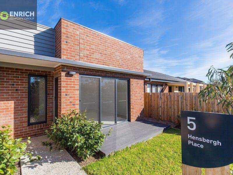 5 Hensbergh Place, Sunshine West, Vic 3020