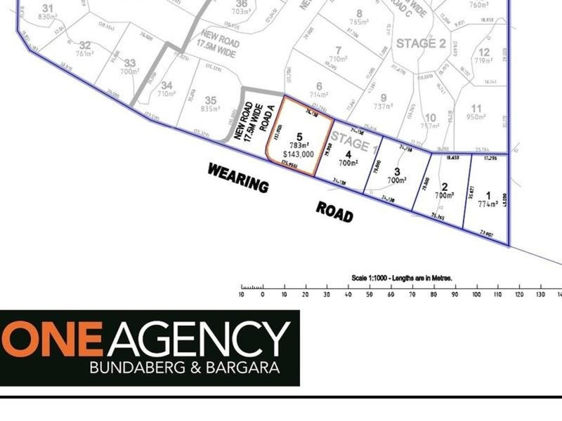 Lot 5, Wearing Road, Bargara