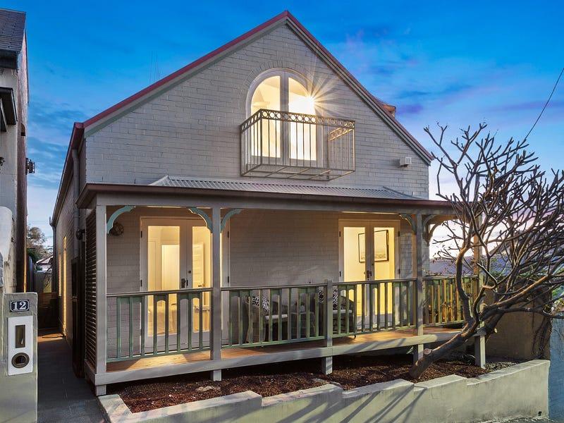 12 Bridge Street, Balmain, NSW 2041