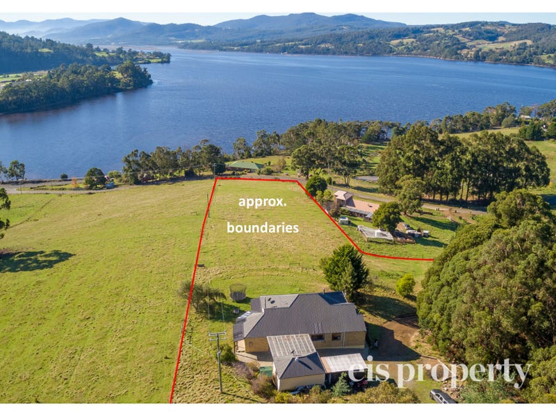 """32 """"Hawks View"""" Palmers Road, Castle Forbes Bay, Tas 7116"""