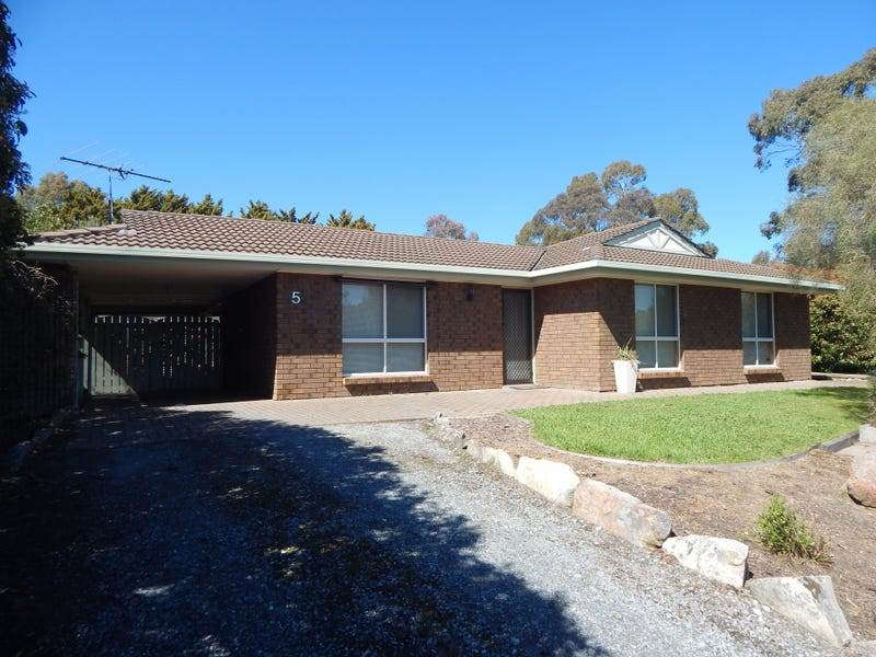 5 David Randell, Williamstown, SA 5351