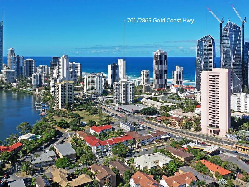 701/2865 'Ipanema' Gold Coast Highway, Surfers Paradise, Qld 4217