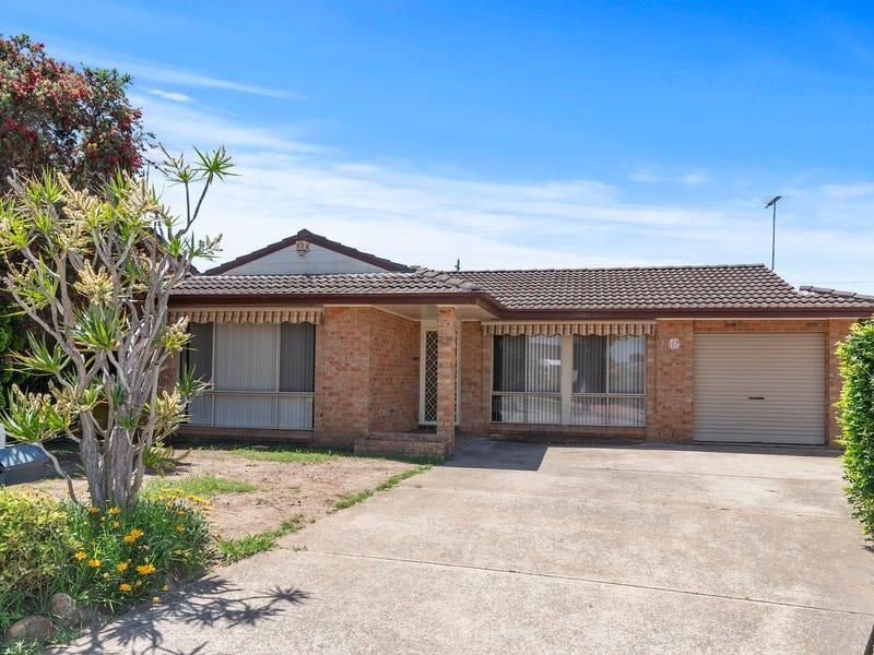 15 Haslewood Place, Hinchinbrook, NSW 2168