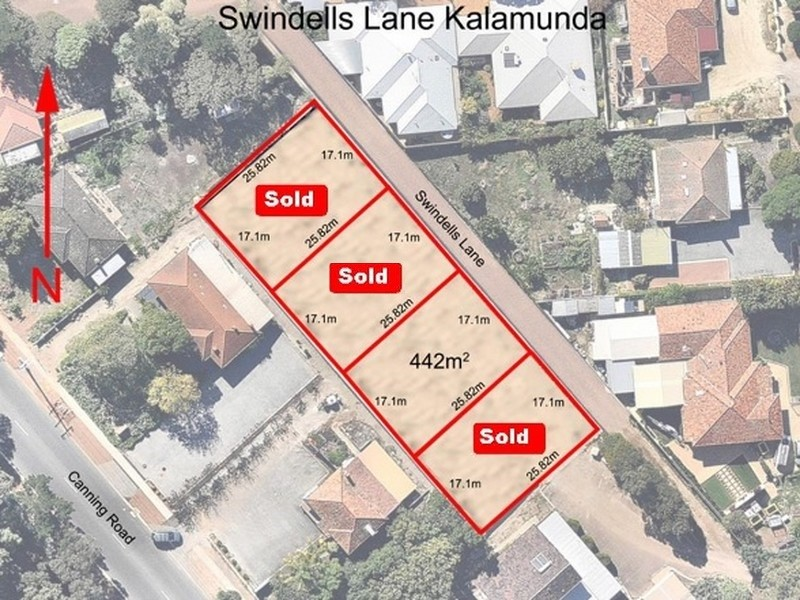 12 Swindells Lane, Kalamunda, WA 6076