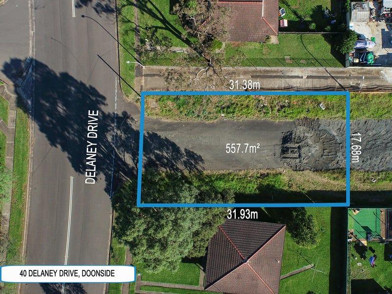 40 Delaney Drive, Doonside, NSW 2767