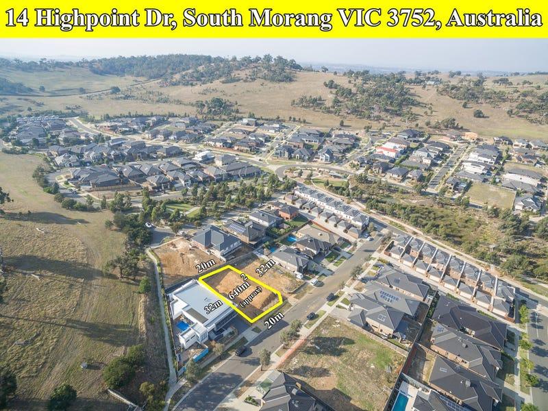 14 Highpoint. Dve, South Morang, Vic 3752