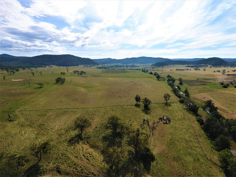 450 Yarraman Rd Rockhall & Gilliburn (Hunter Valley), Wybong, NSW 2333