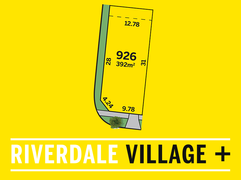 Lot 926, Riverdale Village, Tarneit, Vic 3029