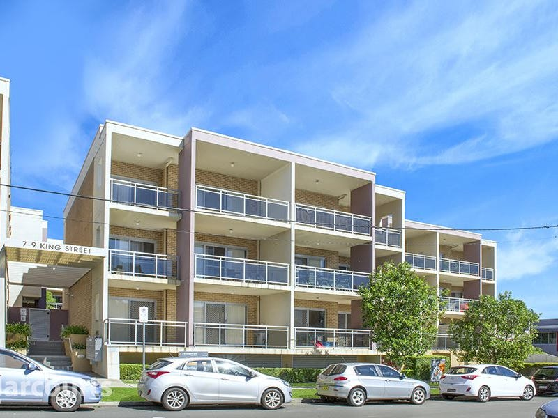 36/7-9 King Street, Campbelltown, NSW 2560
